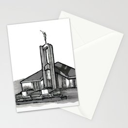 Freiberg Germany Temple Stationery Cards