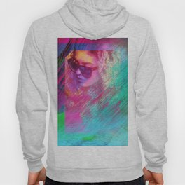 Lost In The Matrix Hoody