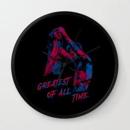 GOAT 10 Wall Clock