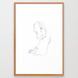Afterimage     Framed Art Print