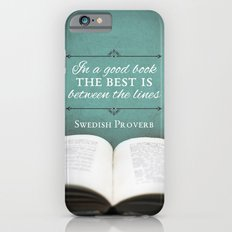 Good Books iPhone 6s Slim Case