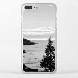 Sooke view Clear iPhone Case