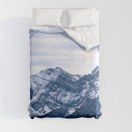 Rocky Mountain Blue  Comforters