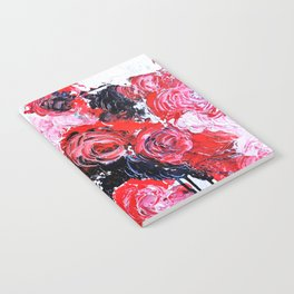 The Roses Are Bleeding Notebook