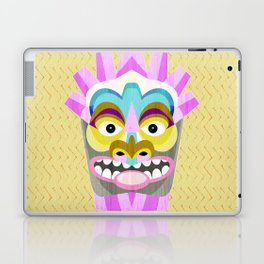 Aloha Tiki Mask Laptop & iPad Skin