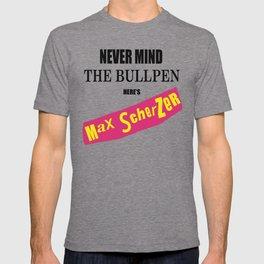Never Mind the Bullpen T-shirt