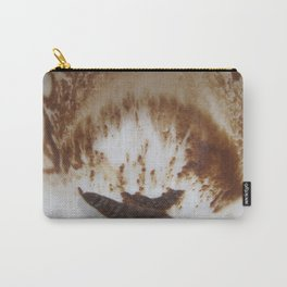 Ocean and boat and sand storm Carry-All Pouch