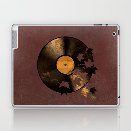 Autumn Song  Laptop & iPad Skin