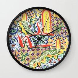 Spice Jam Wall Clock