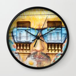 Maracatu Wall Clock