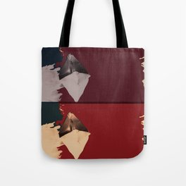 Where can one paper boat go? (Calm after the storm) Tote Bag