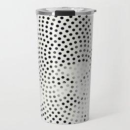 Optical Illusions - Iconical People 1 Travel Mug
