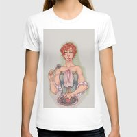 vogue T-shirts featuring Vogue by aspiin