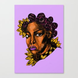 Brown Is Beautiful Canvas Print