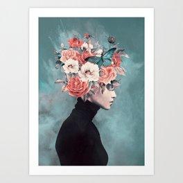 blooming 3 Art Print