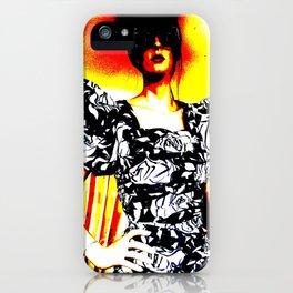 Vintage: Carmen iPhone Case