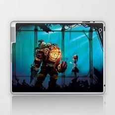 Silent Guradian Laptop & iPad Skin