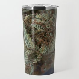 Close up of Deep Sleep Medicinal Medical Marijuana Travel Mug