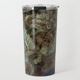 Close up of Deep Sleep Medicinal Medical Marijuana Travel Mug