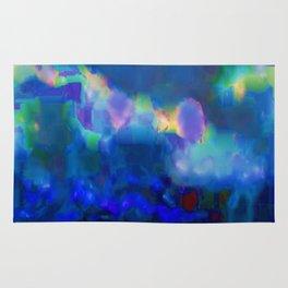 Watercolor Skies Rug