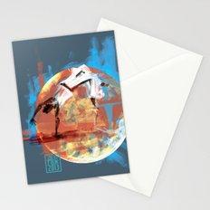Capoeira 544 Stationery Cards