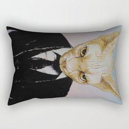 Mister Cat Rectangular Pillow