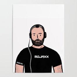 Beard Boy: Mojaxx Poster