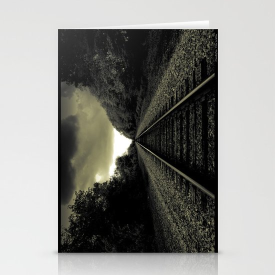 Out of Darkness Stationery Cards
