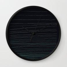 Pen Wall Clock