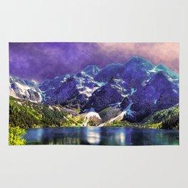 Morskie Oko Poland Lake Tatra Rug
