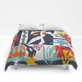 Inspired to Matisse Comforters