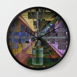MAGIC URBAN LINES  Wall Clock