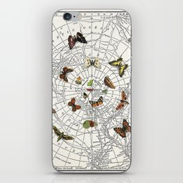 The Buttefly Effect - Antarctic Edition iPhone Skin