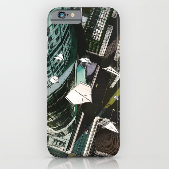 Paper Planes iPhone & iPod Case
