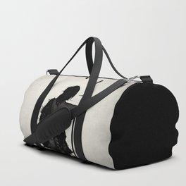 Female Samurai - Onna Bugeisha Duffle Bag
