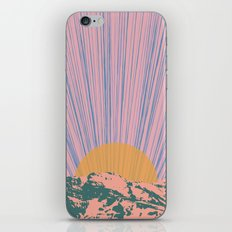 Rising Sun iPhone & iPod Skin