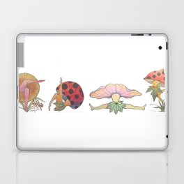 Fungi Faeries Laptop & iPad Skin