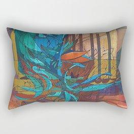 Efflorescence I Rectangular Pillow