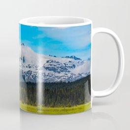Bear_Creek Mountain Glacier II - Alaska Coffee Mug