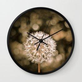 I Want to Fly Wall Clock