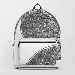 Tokyo Map Universe Backpack