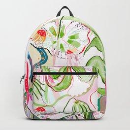 musical flora Backpack