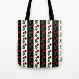 Rose Pattern 1 Tote Bag