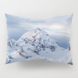 Mountain Peaks Pillow Sham