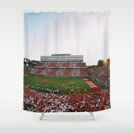 NC State Shower Curtain