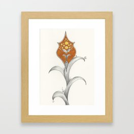 Goldenrod 3 Framed Art Print