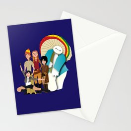 Big Damn Heroes Stationery Cards
