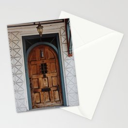 Doors of Saint Augustine Stationery Cards