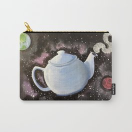 Space Teapot Carry-All Pouch