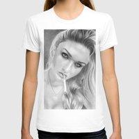 anna T-shirts featuring Anna by donotseemeart